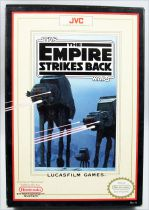 Nintendo NES - Star Wars The Empire Strikes Back - JVC Lucasfilm Games (US version)