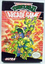 Nintendo NES - Teenage Mutant Ninja Turtles II The Arcade Game - Ultra Games (US version)
