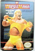 Nintendo NES - WWF Wrestlemania - Akklaim (PAL version)