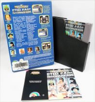 Nintendo NES - WWF Wrestlemania Steel Cage Challenge - LJN (PAL version)