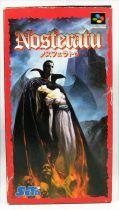 Nintendo Super Famicom - Nosferatu - Seta