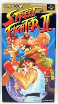 Nintendo Super Famicom - Street Fighter II - Capcom