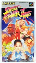 Nintendo Super Famicom - Street Fighter II Turbo - Capcom
