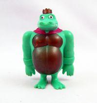 Nintendo Universe - Donkey Kong - Kelloggs Premium Plastic Figure - King K. Rool