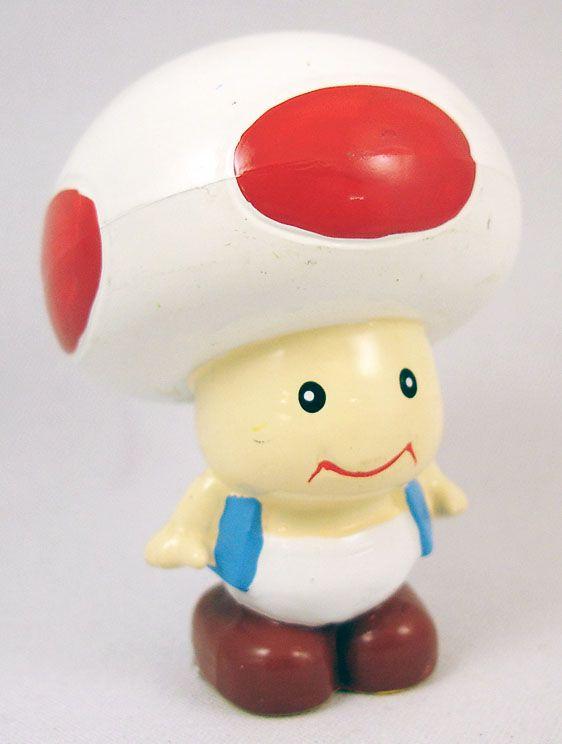 Nintendo Universe - Mario Bros. - Mars Premium PVC Figure - Toad