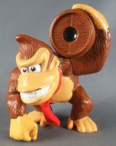 Nintendo Universe - Mario Bros. - McDonald\'s 2013 Figure - Donkey Kong with Light up Barrel