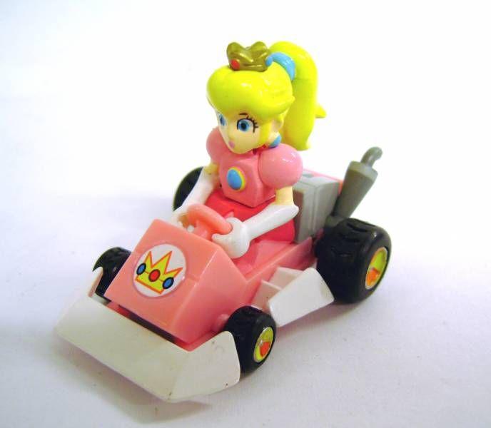 Nintendo Universe Mario Kart Ds Tomy Princess Peach