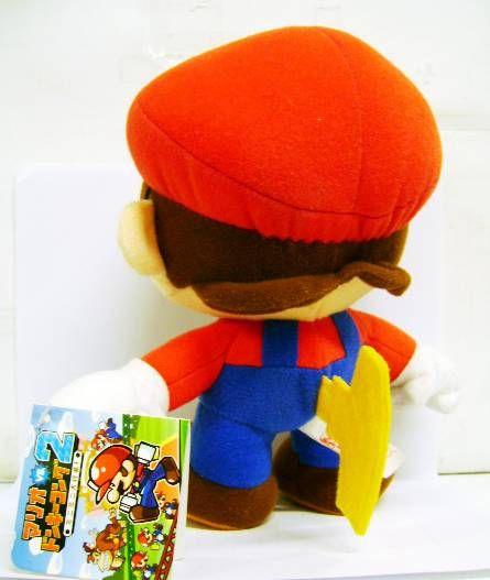 Nintendo Universe - Mario vs. Donkey Kong 2 - Plush - \\\'\\\'Mechanical\\\'\\\' Mario
