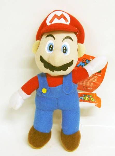 Nintendo Universe - Super Mario - Peluche - Mario