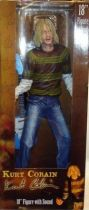 Nirvana - Kurt Cobain - NECA 18\'\' talking action figure