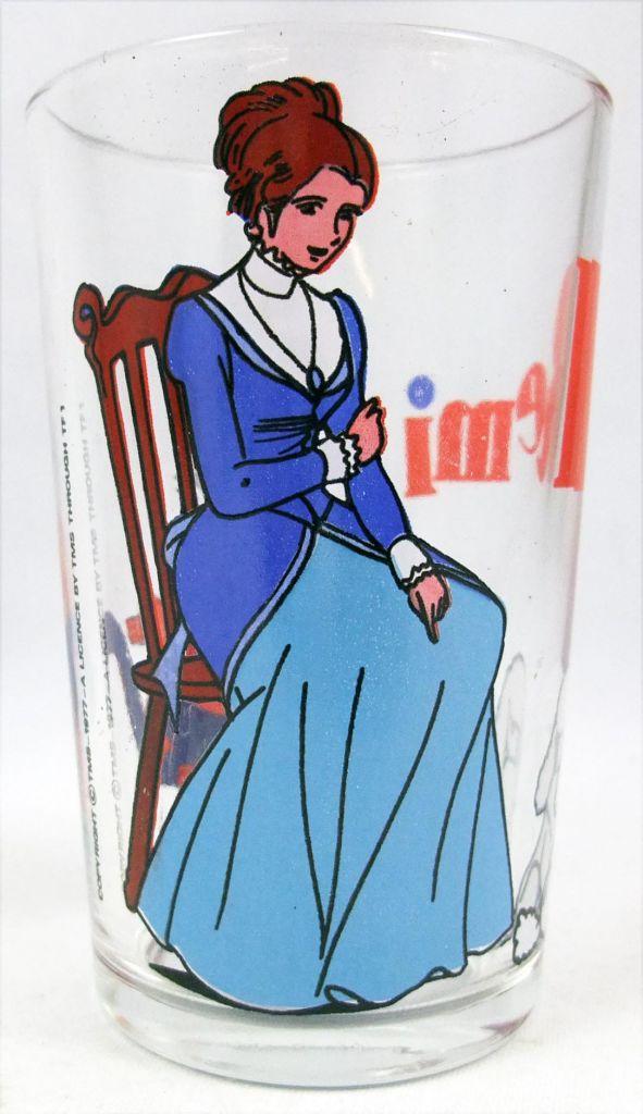 Nobody\'s Boy Remi - Amora drinking glass - Ms. Milligan, Joli-Coeur, Dulce