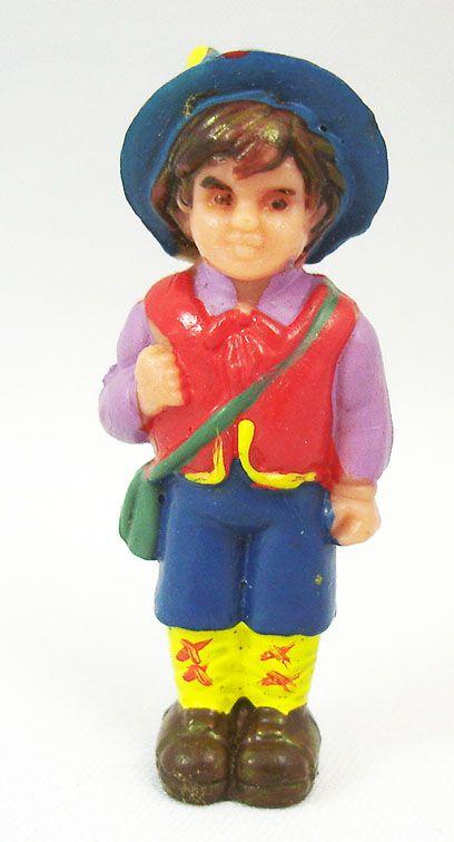 Nobody\'s Boy Remi - Bogi PVC Figure - Remi
