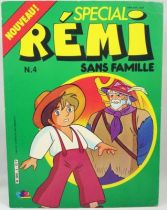 Rémi sans famille - Editions Edit Boy\'s TF1 - Album n°4