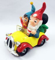Noddy - Corgi Comics n°801 - Noddy\'s car with Big Ears & Mr. Golly