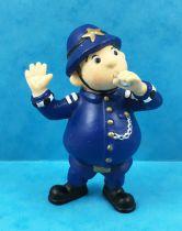 Noddy - Papo 2004 PVC Figure - Mr. Policeman