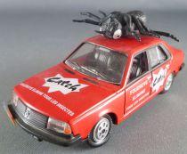 Norev Atlas Renault 18 Catch Vehicle of 1979 Tour de France