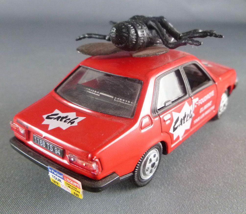 Norev Atlas Renault 18 Catch Véhicule du Tour de France 1979