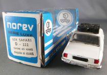 Norev D-222 Série Luxe Peugeot 504 Berline Safari en Boite 1/43