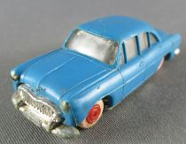 Norev Micro Miniature N°1 Ho 1:86 Simca Ariane Blue Red Wheels Weighted