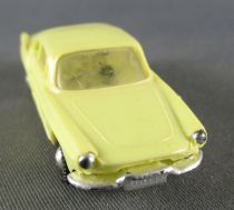 Norev Micro Miniature N°510 Ho 1:86 Renault Caravelle Yellow Boxed