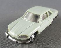 Norev Micro-Miniatures Ho 1:86 Panhard 24CT Grey Metallized Wheels