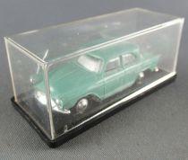 Norev Micro-Miniatures N°502 Ho 1/86 Simca Aronde P60 Verte en Boite