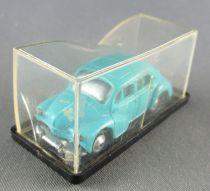 Norev Micro-Miniatures N°507 Ho 1/86 Renault 4cv Bleue en Boite