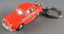 Norev Micro-Miniatures N°508 Ho 1:86 Renault Dauphine Orange Keychain