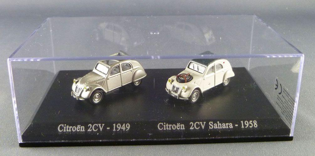 CITROEN CX 2000 1975 et CX 2400 GTi 1977 UNIVERSAL HOBBIES 1:87