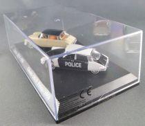 Norev Universal Hobbies pour Atlas Ho 1/87 Citroën DS 19 - 1956 + DS 19 Police Pie 1958 Neuf Boite