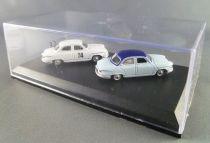 Norev Universal Hobbies pour Atlas Ho 1/87 Panhard PL 17 - 1961 + Panhard PL 17 Rallye - 1961 Neuf Boite