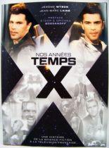 Nos Années Temps X (Jérôme Wybon & J-M. Lainé) - Editions Huginn & Muninn 01