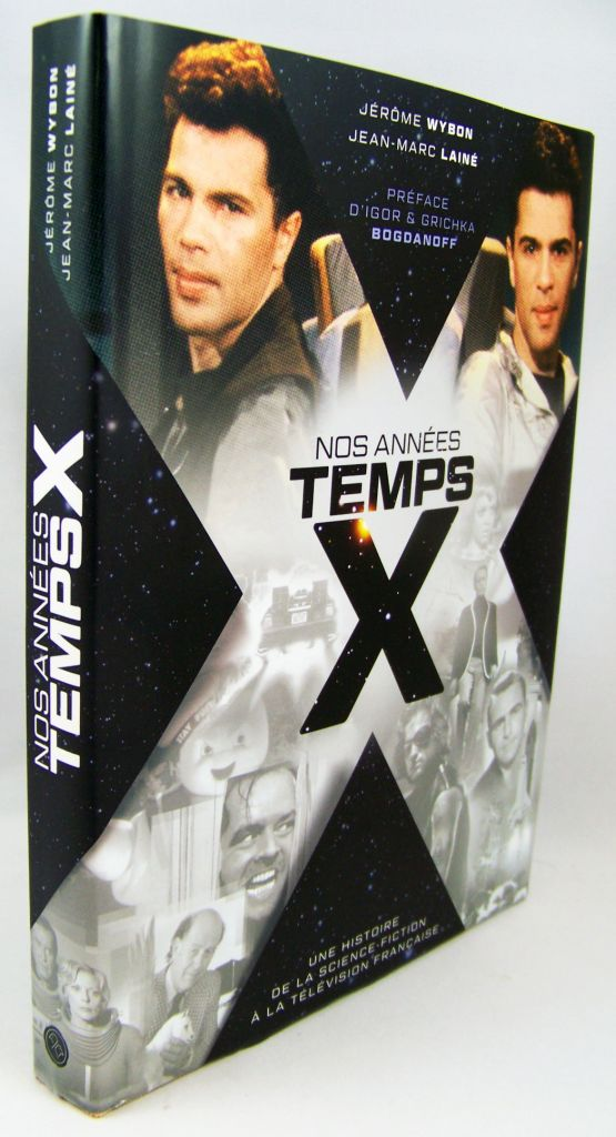 Nos Années Temps X (Jérôme Wybon & J-M. Lainé) - Editions Huginn & Muninn 02