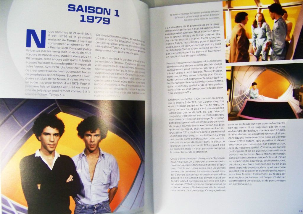 Nos Années Temps X (Jérôme Wybon & J-M. Lainé) - Editions Huginn & Muninn 05
