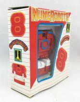 NumeRobots - n°8 (Rouge & Bleu)