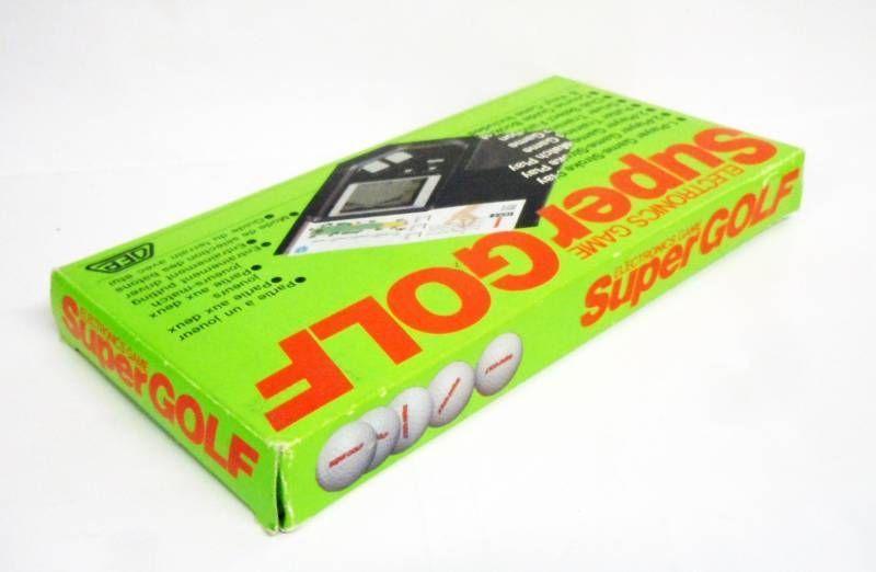 Oguro Enterprises - Electronic Handheld Game - Super Golf