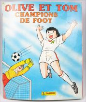 Olive & Tom Champions de Foot - Album Collecteur de Vignettes Panini