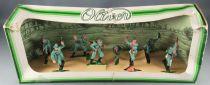 Oliver - WW2 -  Boite Diorama 8 Figurines Infanterie Allemande Réf 258 2