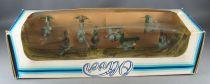 Oliver - WW2 -  Boite Diorama 8 Figurines Infanterie Allemande Réf 258