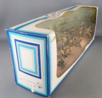 Oliver - WW2 - Boite Diorama 8 Figurines Infanterie Anglaise