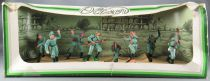 Oliver - WW2 - Diorama box with 8 German Infantry Soldiers Ref 258 2