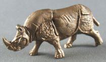 OMO (Detergent) Premium Figure - Wild Animals - Rhinoceros (Small Size)