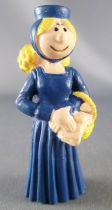 Once upon a time Man - Pierrette with basket - Delpi PVC Figure
