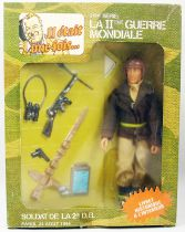 Once upon a time... WWII. - Mego - 2nd D.B. (Armored Division) Soldier