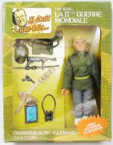 Once upon a time... WWII. - Mego - German Mountain Trooper