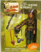 Once upon a time... WWII. - Mego - Japanese Soldier