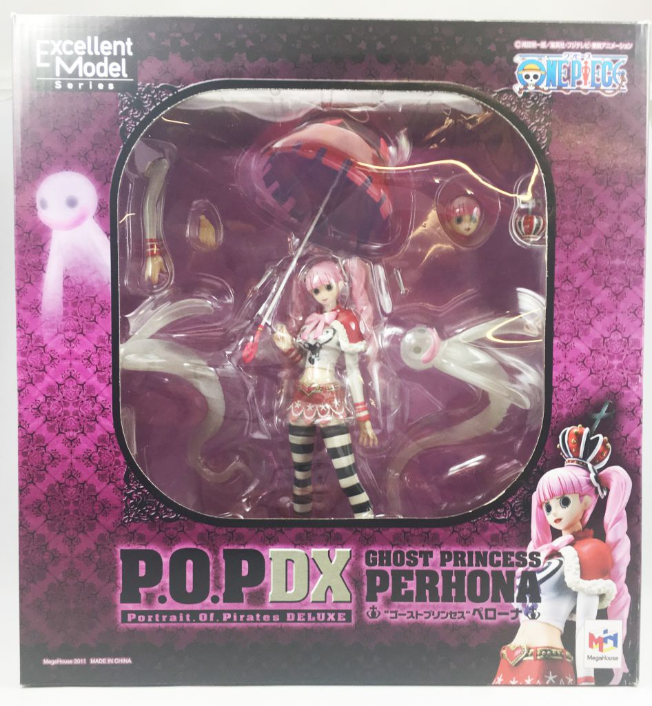 One Piece - P.O.P. DX (Portrait of Pirates) Mega House - Ghost Princess Perona