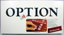 Option - Miro-Meccano Board Game 1983