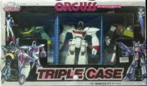 Orguss Triple Case - Takatoku (mint in box)