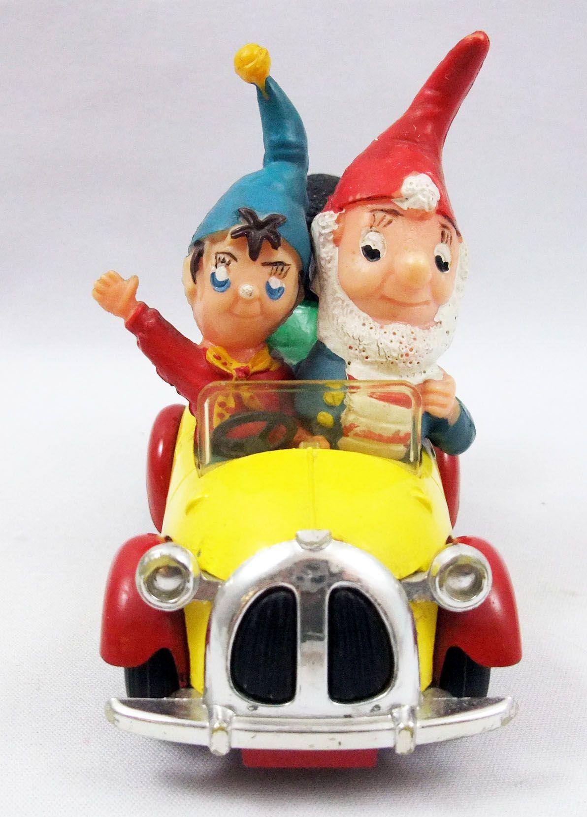 Oui-Oui - Corgi Comics n°801 - La voiture de Oui-Oui avec Potiron & Mr. Golly